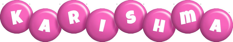 Karishma candy-pink logo