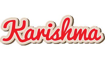 Karishma chocolate logo
