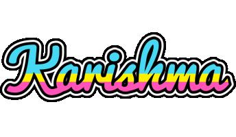 Karishma circus logo
