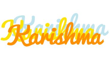 Karishma energy logo
