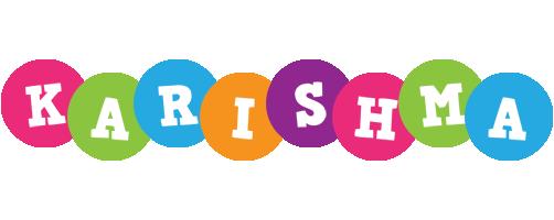 Karishma friends logo