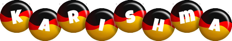 Karishma german logo