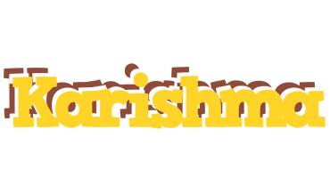 Karishma hotcup logo