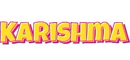 Karishma kaboom logo