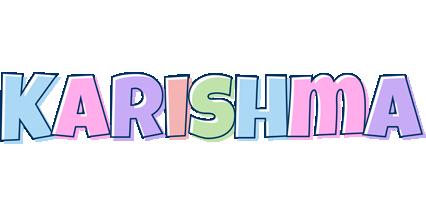 Karishma pastel logo
