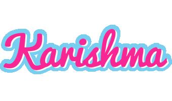 Karishma popstar logo
