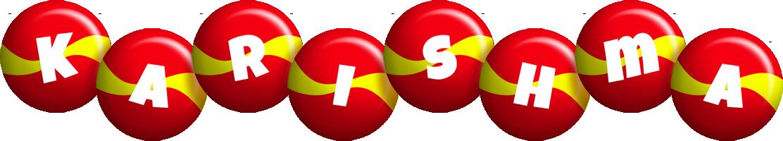 Karishma spain logo