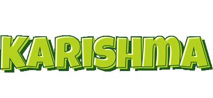Karishma summer logo
