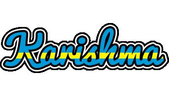 Karishma sweden logo