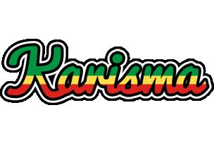 Karisma african logo