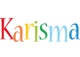 Karisma birthday logo