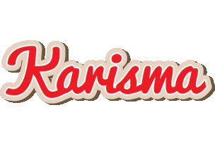 Karisma chocolate logo