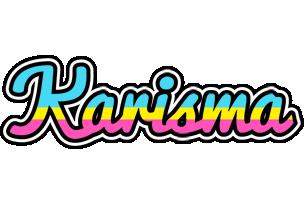 Karisma circus logo
