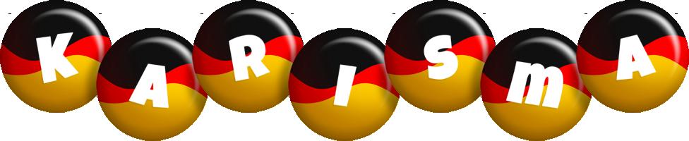 Karisma german logo