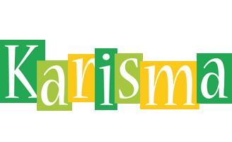 Karisma lemonade logo