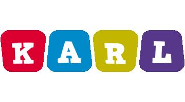 Karl daycare logo