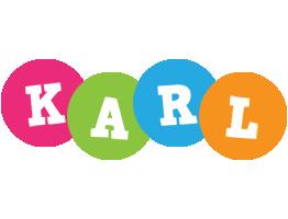 Karl friends logo