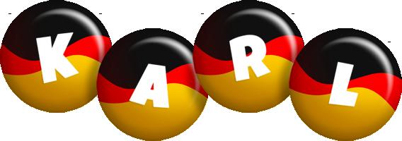 Karl german logo