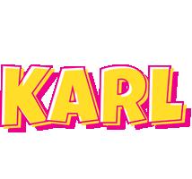 Karl kaboom logo
