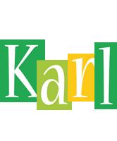 Karl lemonade logo