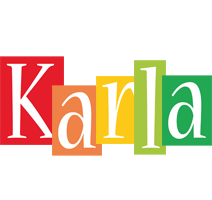 Karla colors logo