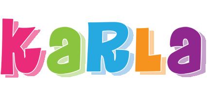 Karla friday logo