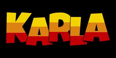 Karla jungle logo