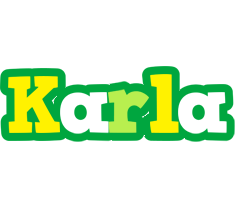 Karla soccer logo