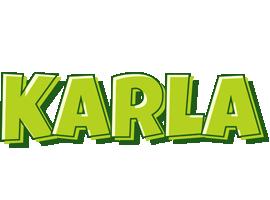 Karla summer logo