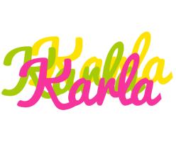 Karla sweets logo