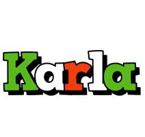Karla venezia logo