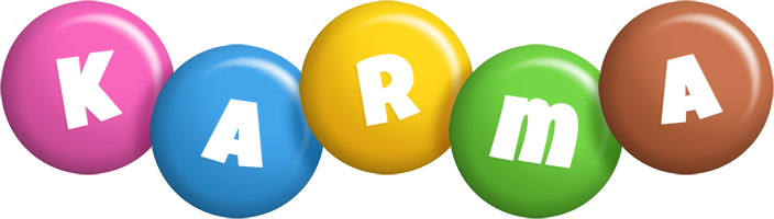 Karma candy logo