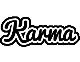 Karma chess logo