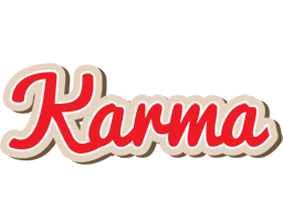 Karma chocolate logo
