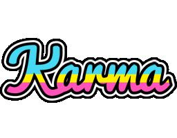 Karma circus logo