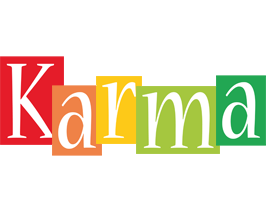 Karma colors logo