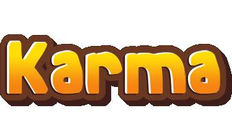 Karma cookies logo
