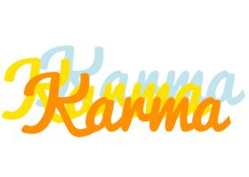 Karma energy logo