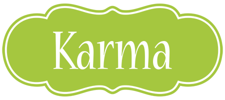 Karma family logo