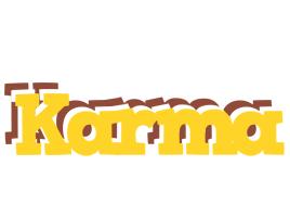 Karma hotcup logo