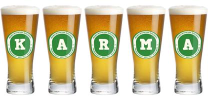 Karma lager logo