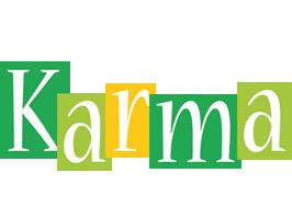 Karma lemonade logo