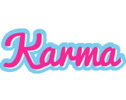 Karma popstar logo