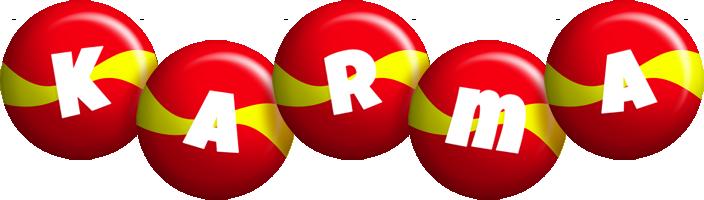 Karma spain logo