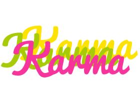 Karma sweets logo
