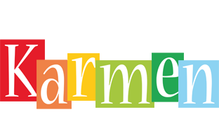 Karmen colors logo