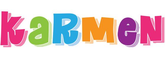 Karmen friday logo