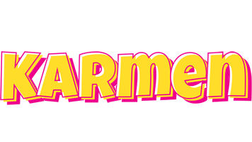Karmen kaboom logo