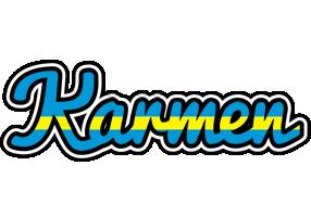 Karmen sweden logo