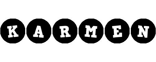 Karmen tools logo